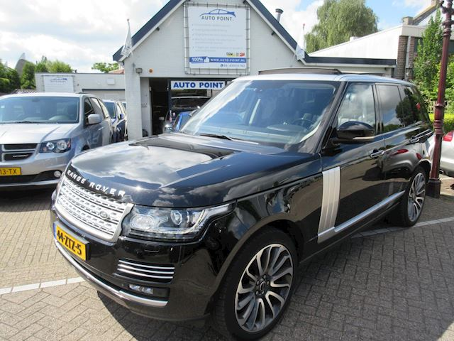Land Rover Range Rover 4.4 SDV8 Autobiography 22inch/rear seat dvd/nl-auto
