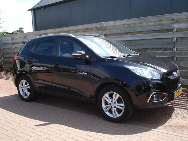 Hyundai Ix35 1.6i GDI Business Edition Panoramadak, Navigatie, Camera