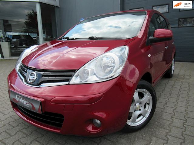 Nissan Note 1.4 Connect Edition / Cruise / Lmv / Airco / Elektr. Ramen