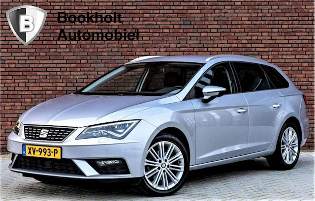 Seat Leon ST 1.4, Radar, Adapt. cruise, Virtual Cockpit, LED, DSG-7, EcoTSI Xcellence