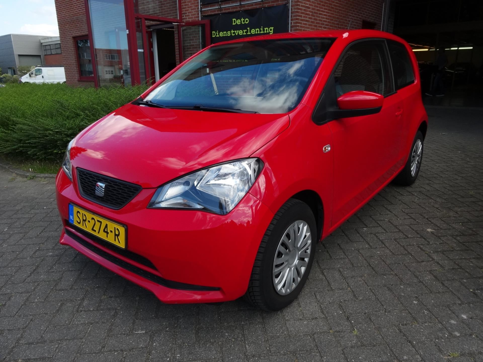 Seat Mii occasion - Handelsonderneming M.A.C.