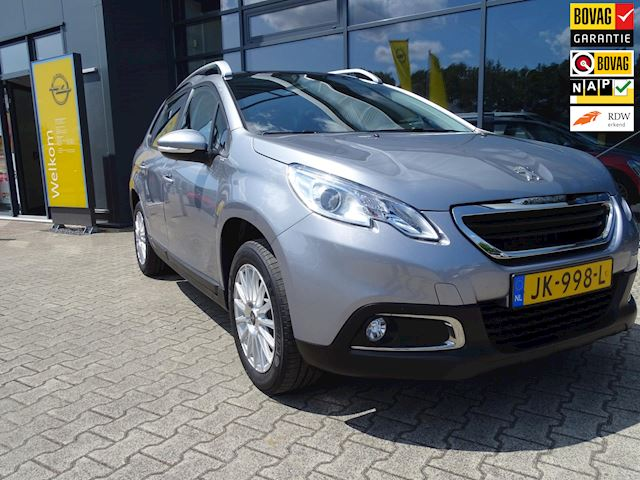 Peugeot 2008 1.2 PureTech Blue Lion AUTOMAAT Limited Edition