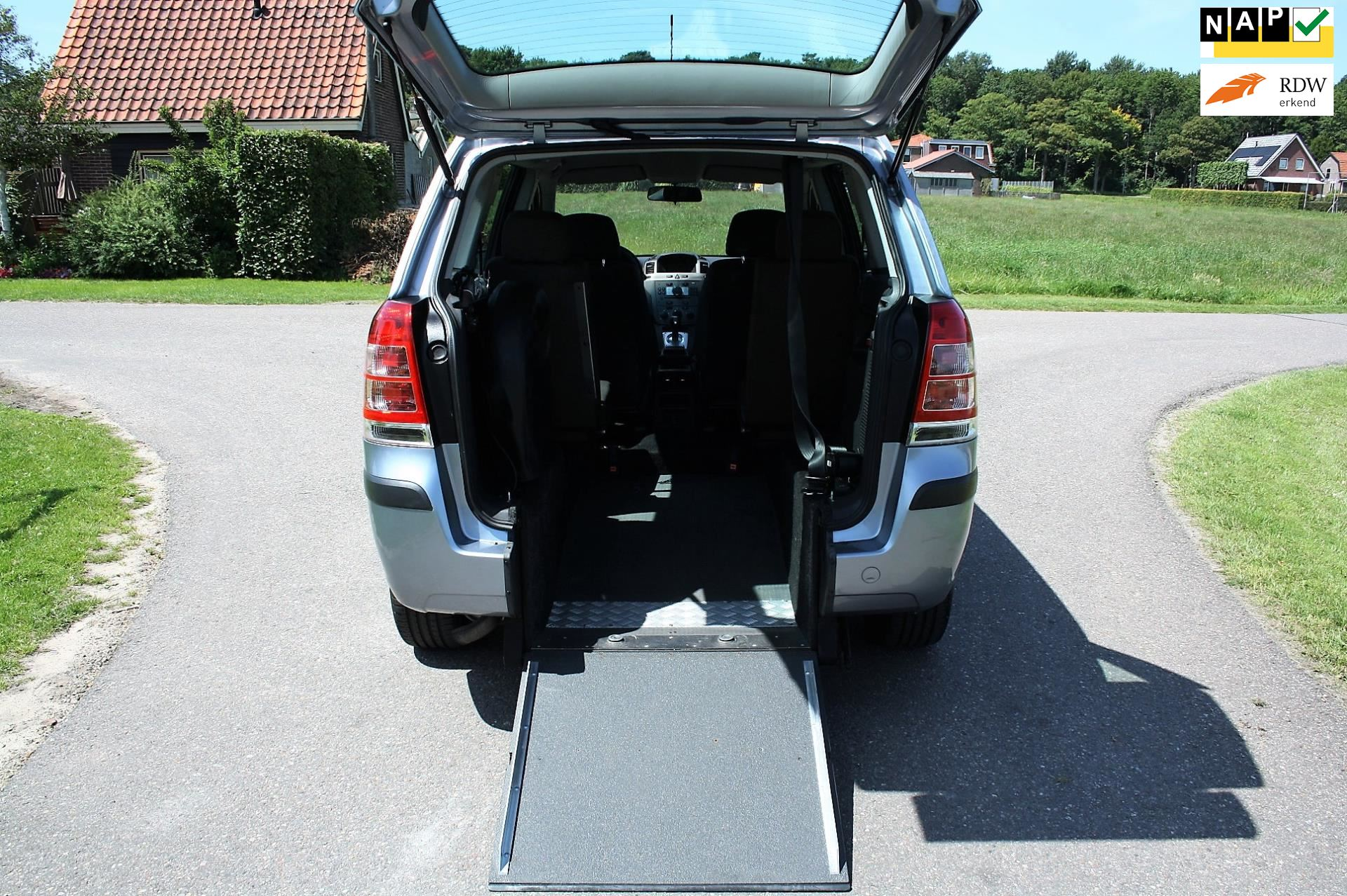 Opel Zafira occasion - Favoriet Occasions