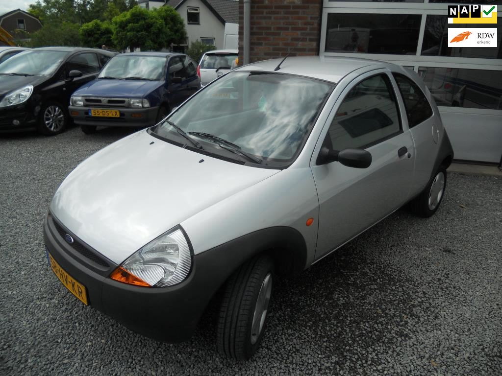 Ford Ka occasion - Versluis Auto's