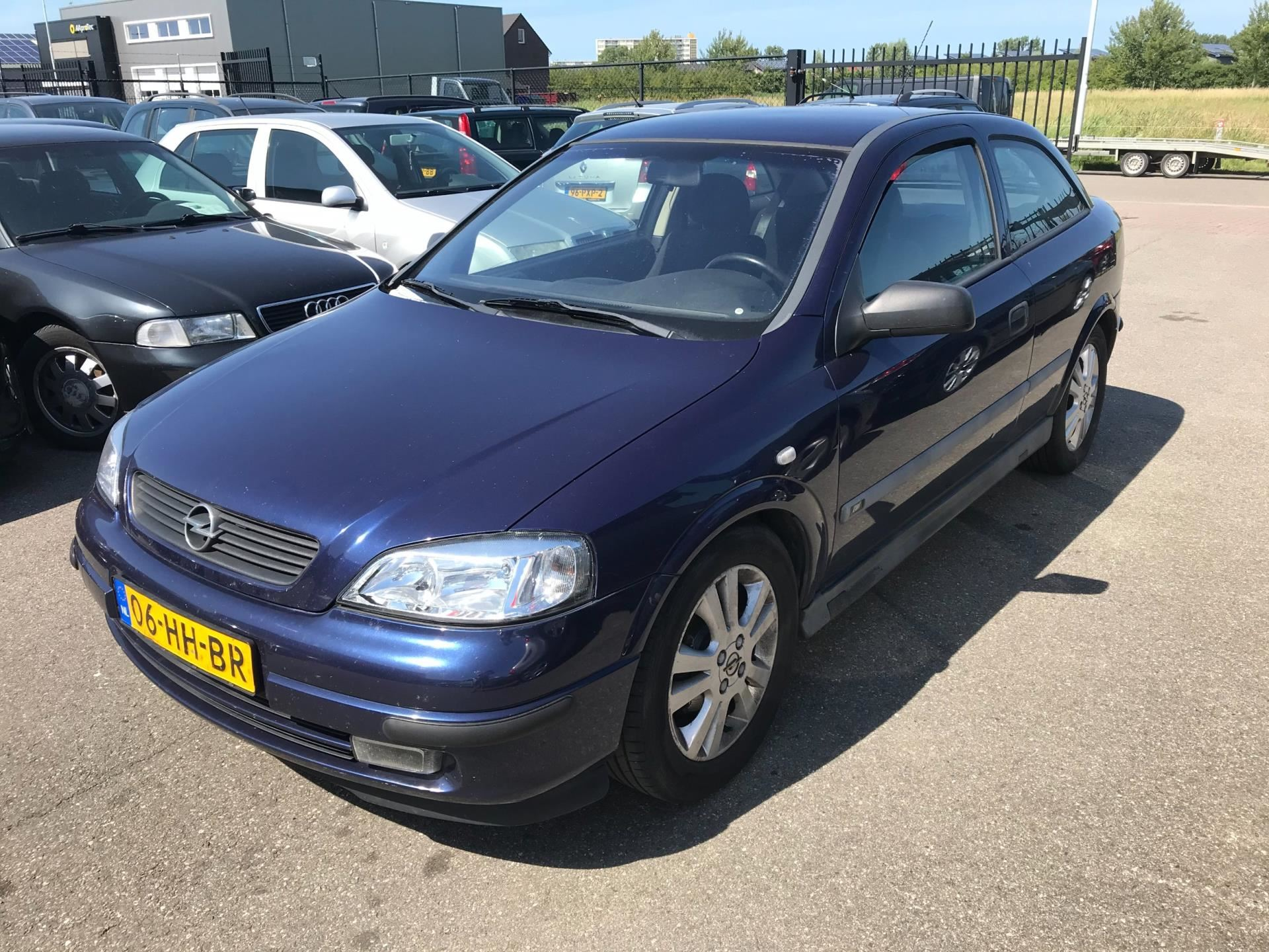 Opel Astra occasion - Sonke Cars