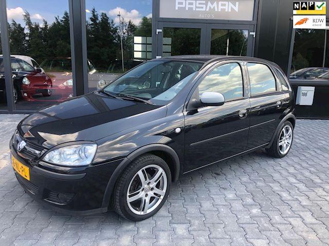 Opel Corsa 1.2-16V Enjoy  5 deuren airco LM VAUXHALL 90.000 NAP