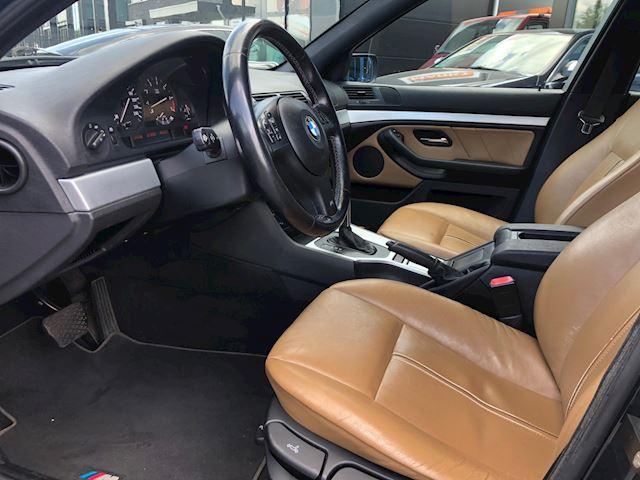 BMW 5-serie Touring 525i Executive # m uitgevoerd, navi automaat YOUNGTIMER!!