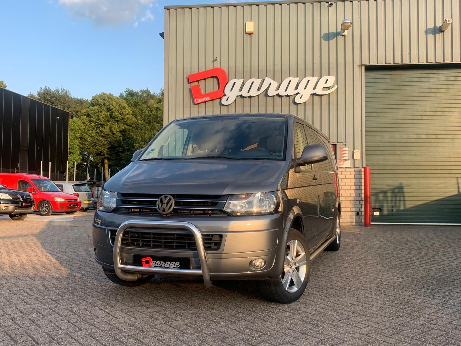 Volkswagen Transporter occasion - Dave's Garage