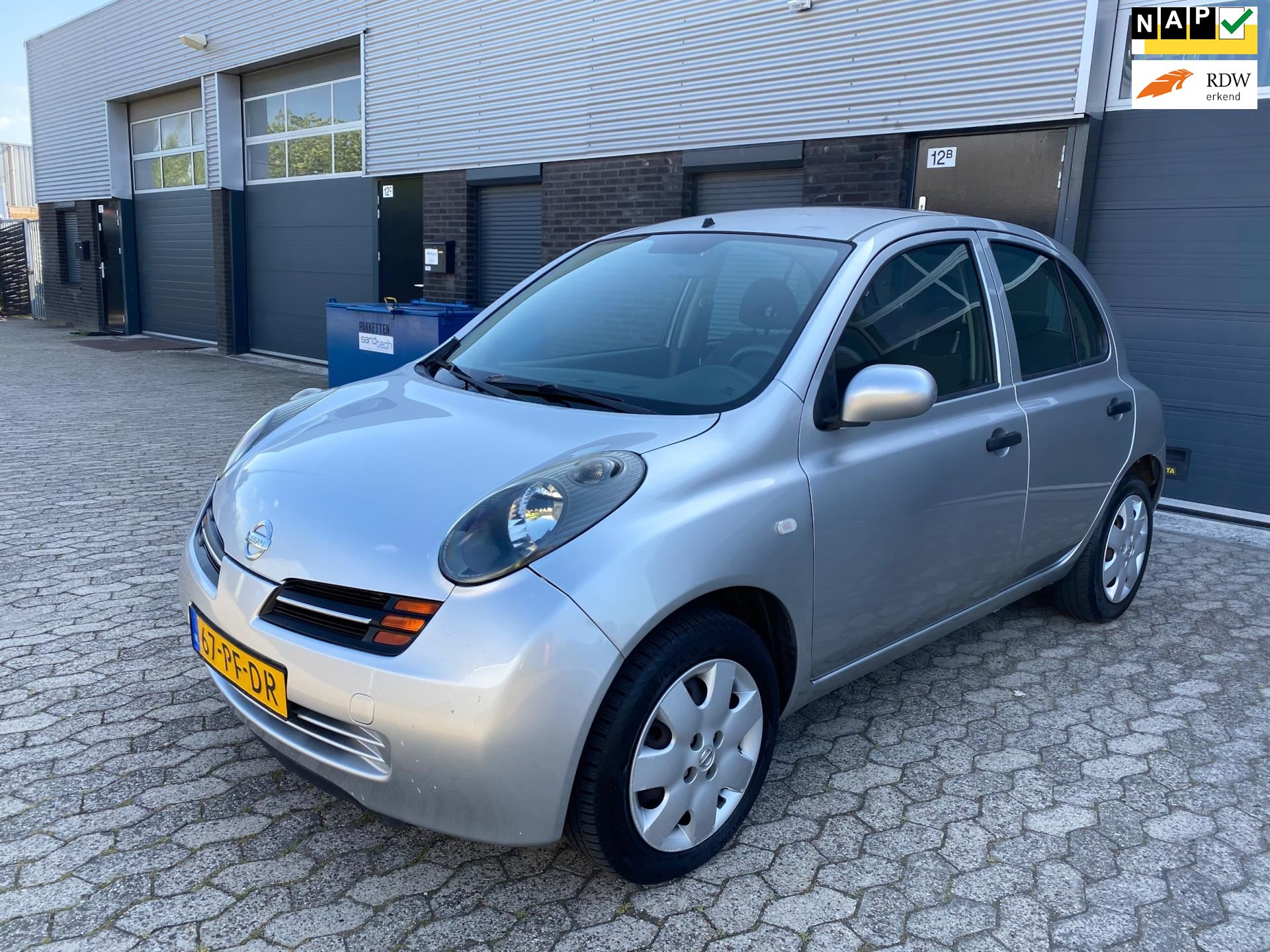 Nissan Micra occasion - City Cars Breda