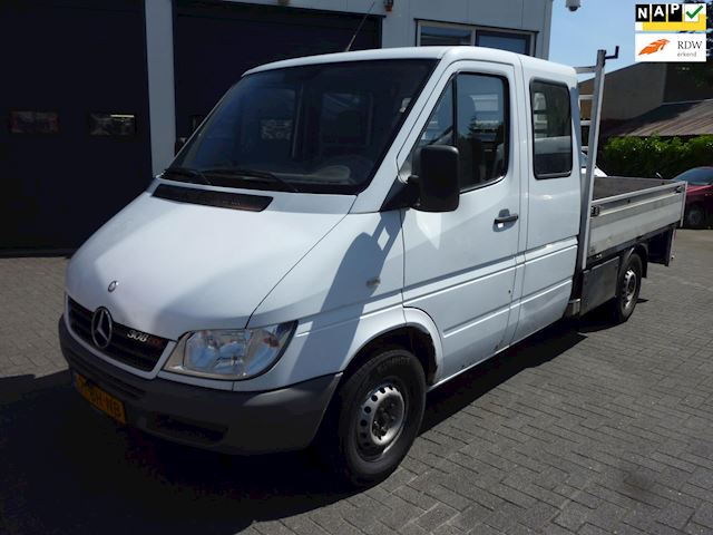 Mercedes-Benz Sprinter 308 CDI 2.2 355 dubbele cabine pick-up