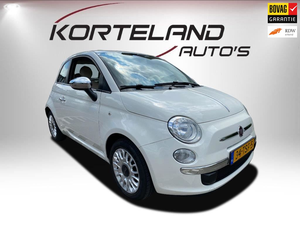 Fiat 500 occasion - Korteland Auto's