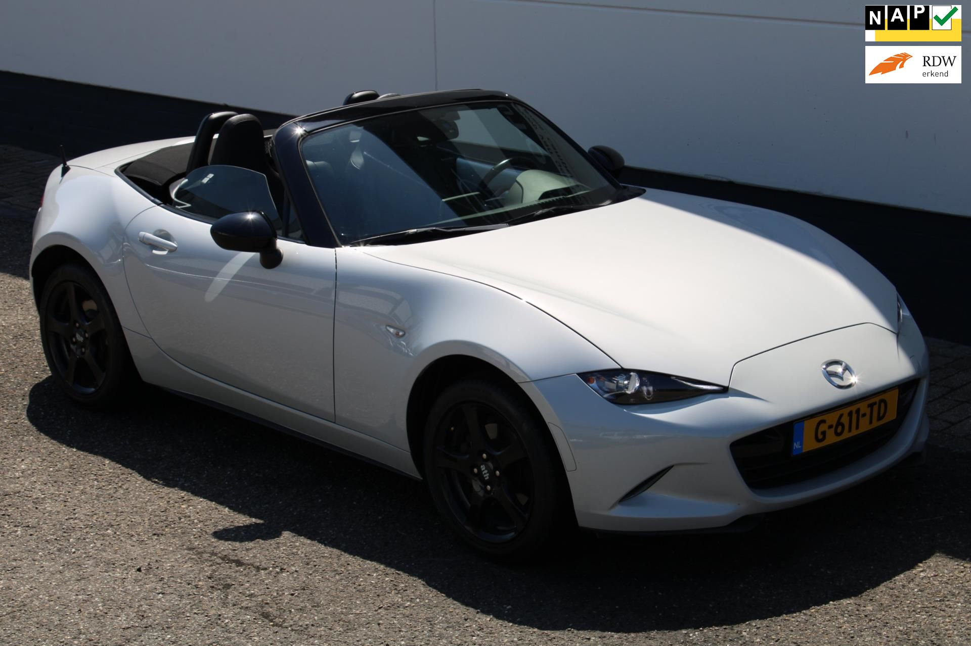 Mazda MX-5 occasion - CARRION