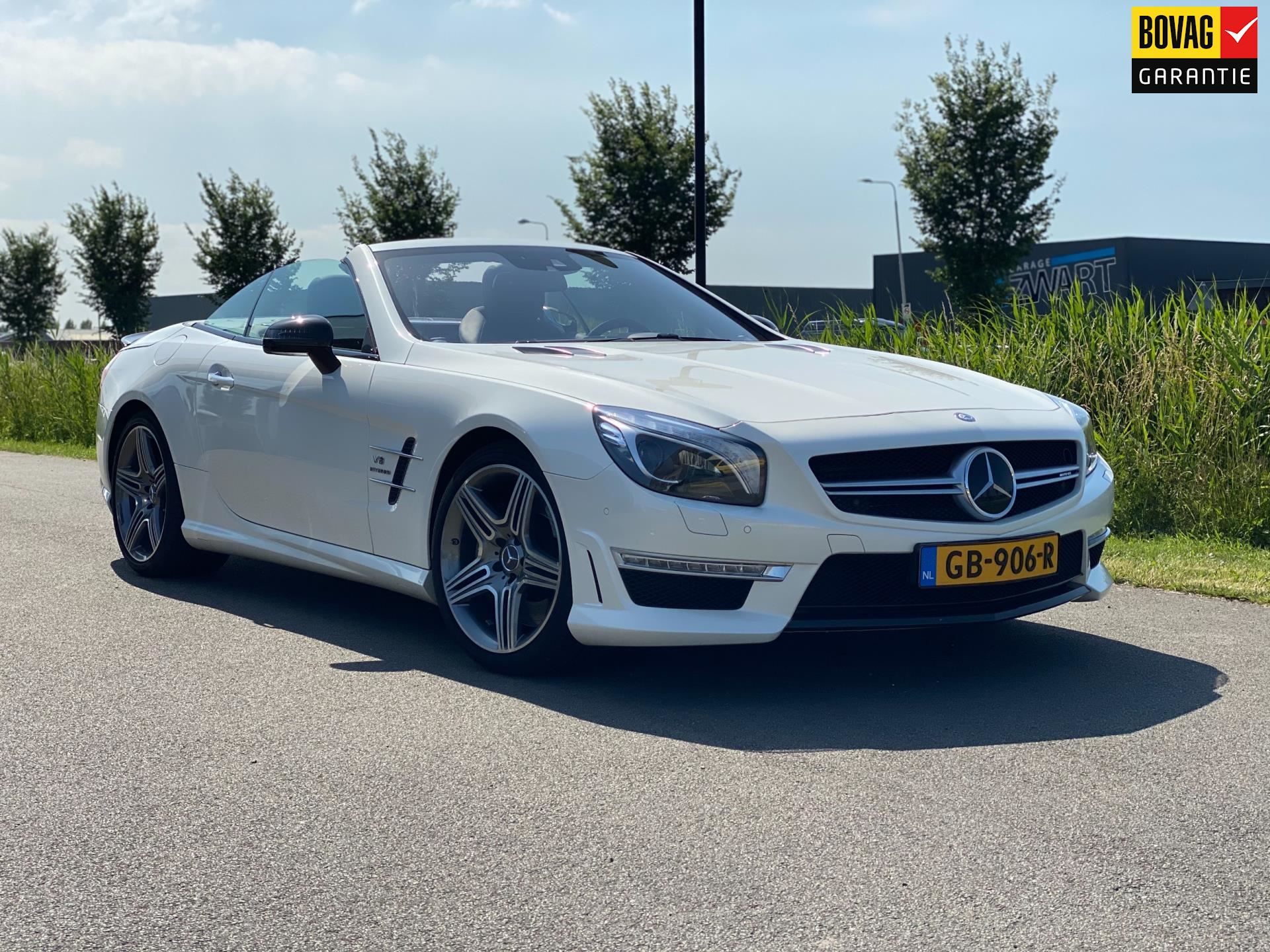Mercedes-Benz SL-klasse occasion - Garage Casteels
