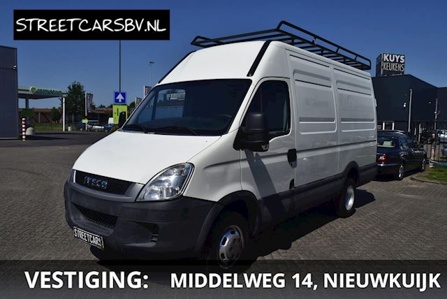 Iveco Daily 35 C 13V 330 H2 L2 Dubbel Lucht