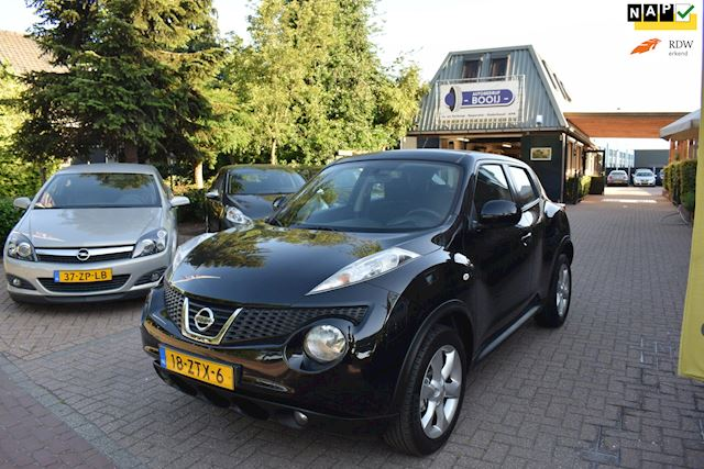 Nissan Juke 1.6 Acenta AUTOMAAT/AIRCO-ECC/PDC/BJ 2012/NETTE STAAT!
