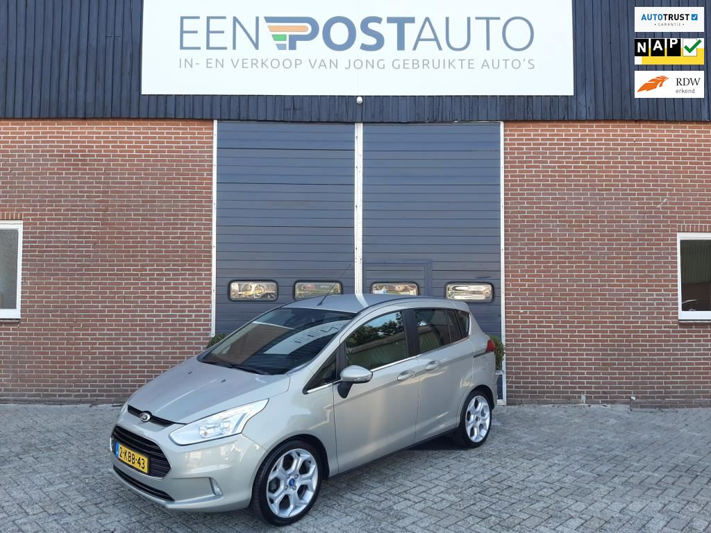 Ford B-Max occasion - Een Post Auto