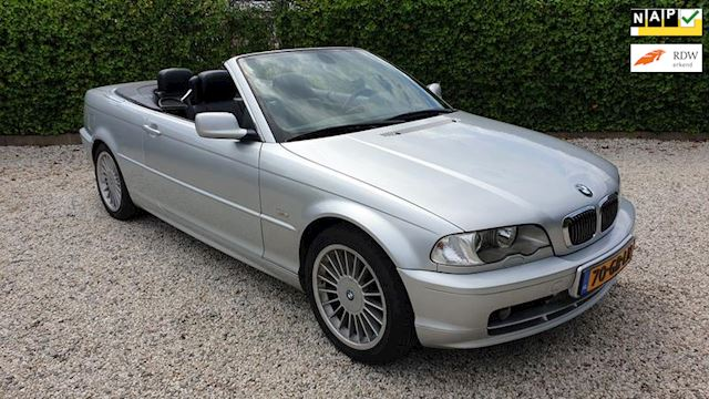 BMW 3-serie Cabrio 330Ci Executive