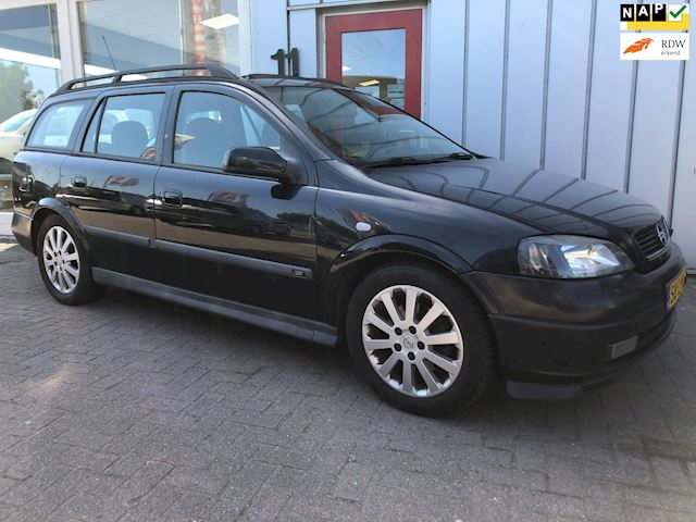 Opel Astra Wagon 2.2 DTR Sport Edition II NIEUWE APK/Airco