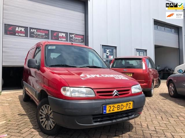 Citroen Berlingo occasion - APK Center Alphen