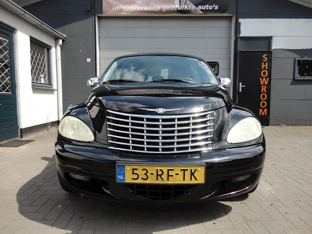 Chrysler PT Cruiser 2.4i Limited !   VERKOCHT