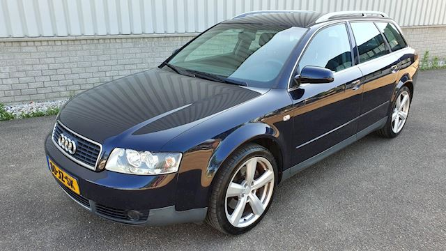 Audi A4 Avant 1.8 Turbo Exclusive
