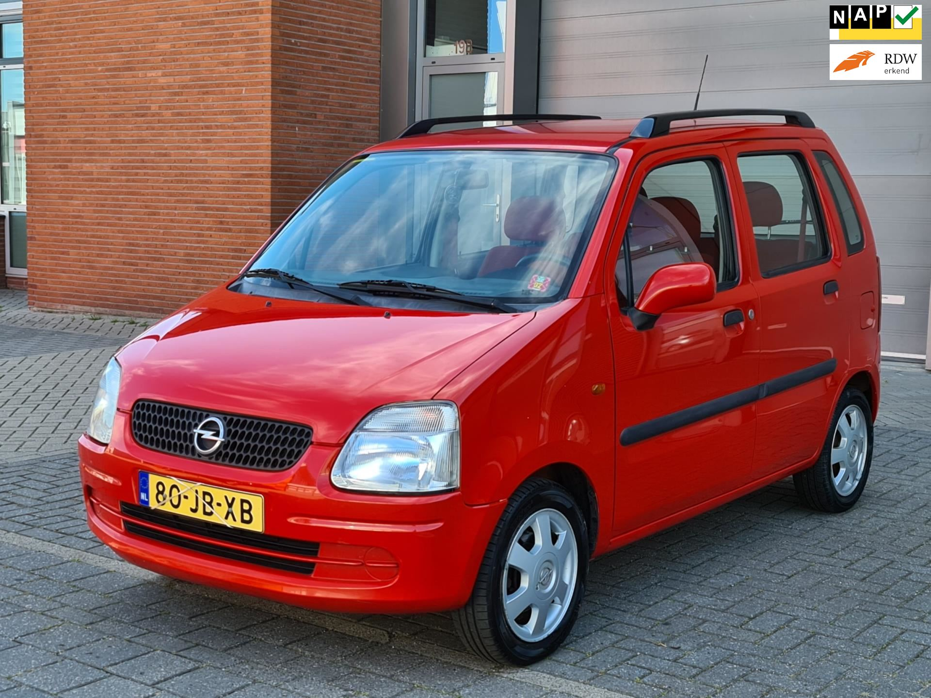 Opel Agila occasion - Staal Cars