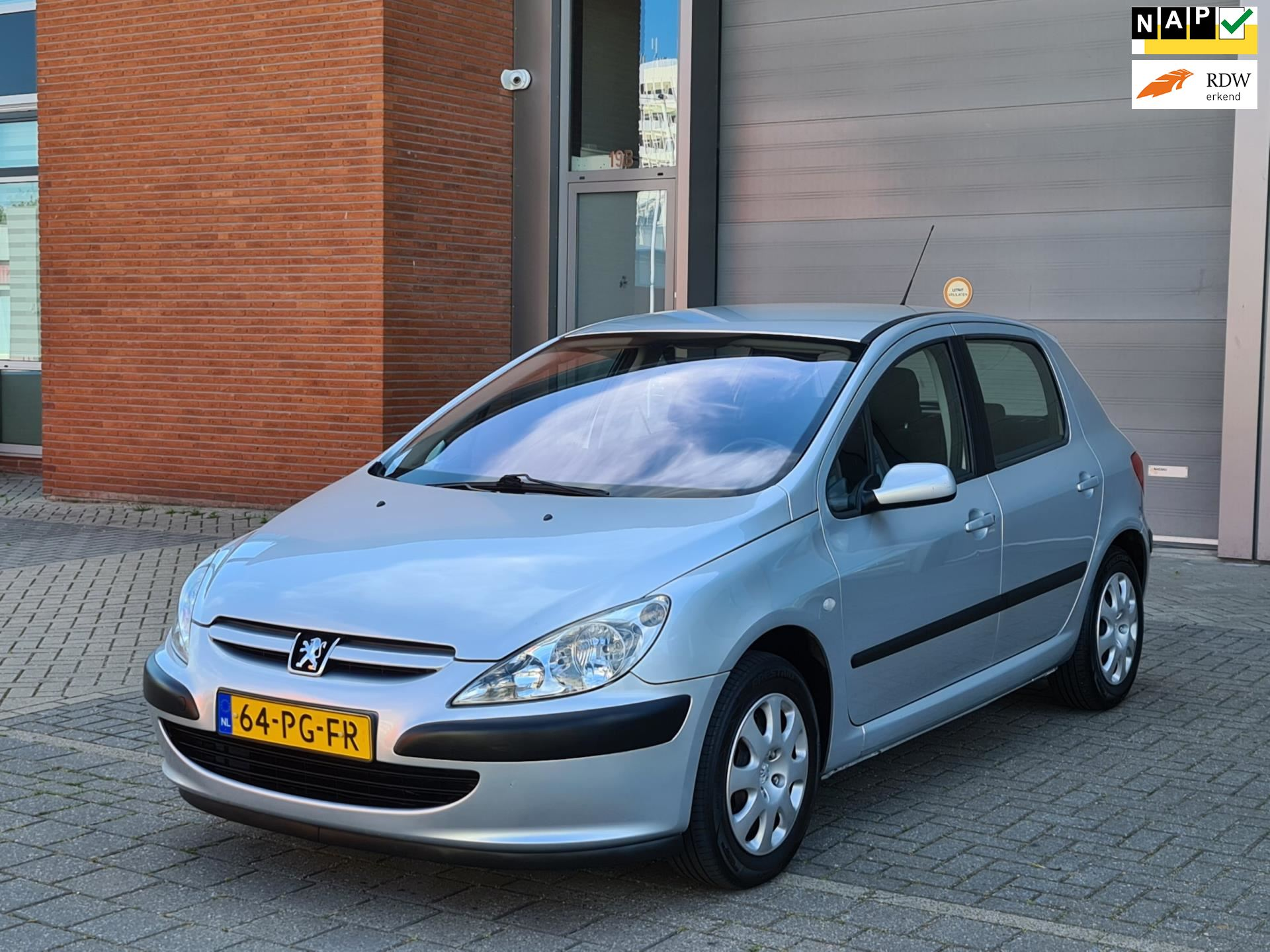Peugeot 307 occasion - Staal Cars