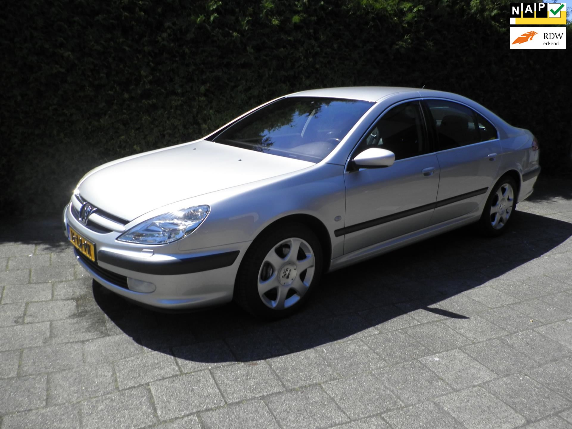 Peugeot 607 occasion - Autobedrijf Harry Pit & Zn