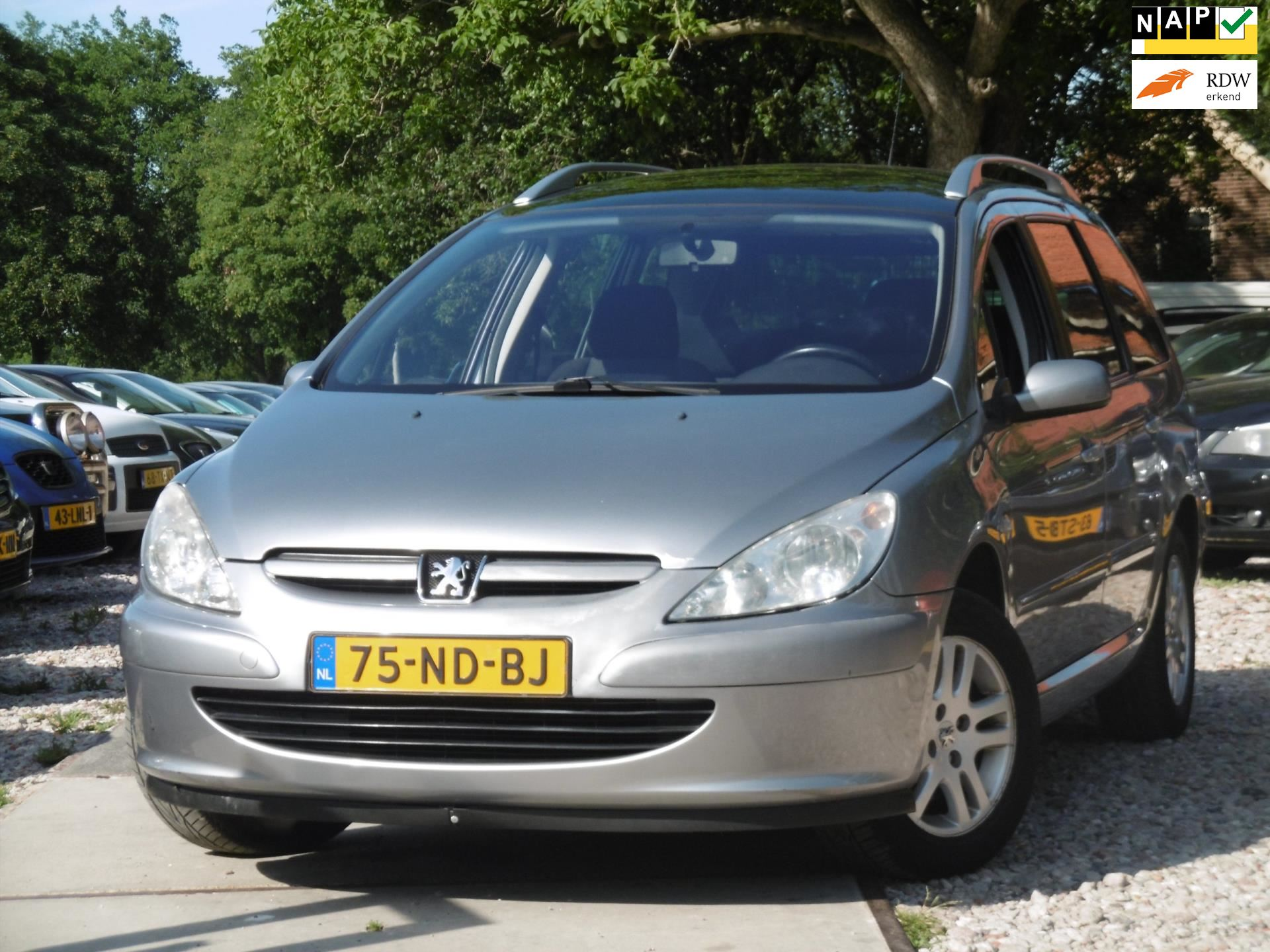 Peugeot 307 SW occasion - Dunant Cars