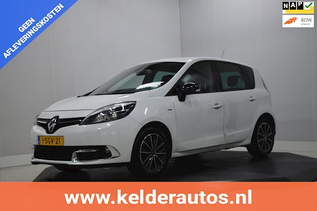 Renault Scénic 1.5 dCi Bose Automaat | Navi | Clima | Cruise | PDC
