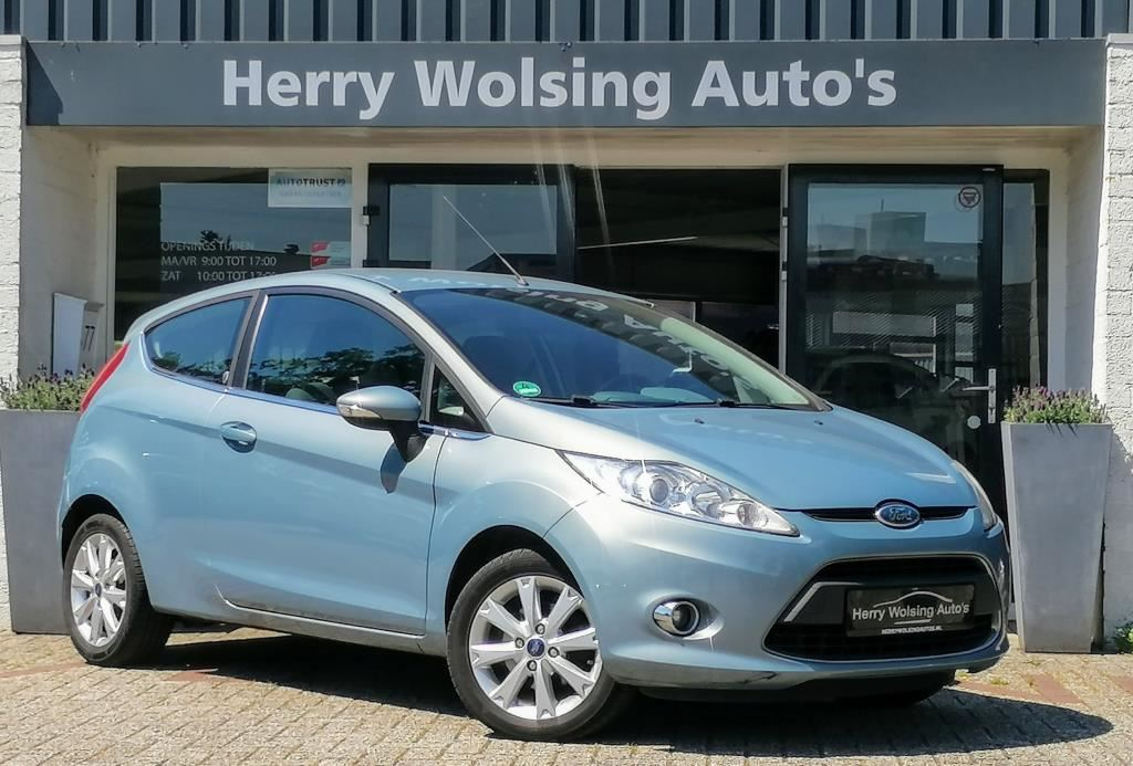 Ford Fiesta occasion - Herry Wolsing Auto's