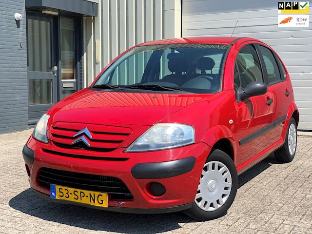 Citroen C3 1.1i Ligne Séduction NIEUW APK NAP DISTSET V.V.