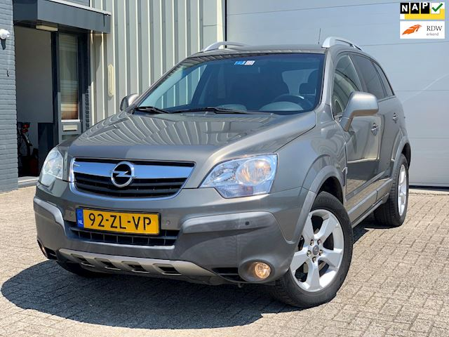 Opel Antara 2.4-16V Enjoy TREKHAAK VOL ONDERH PDC DISTSET V.V.