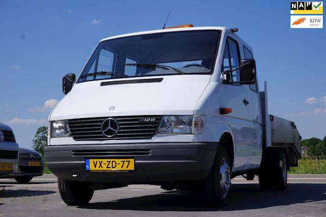 Mercedes-Benz Sprinter 412 D Xlang AIRCONDITIONING