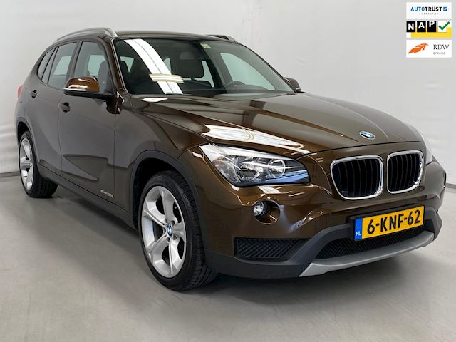 BMW X1 sDrive20d EfficientDynamics Edition Business / Navi / Trekhaak / Cruise / NAP / NL Auto