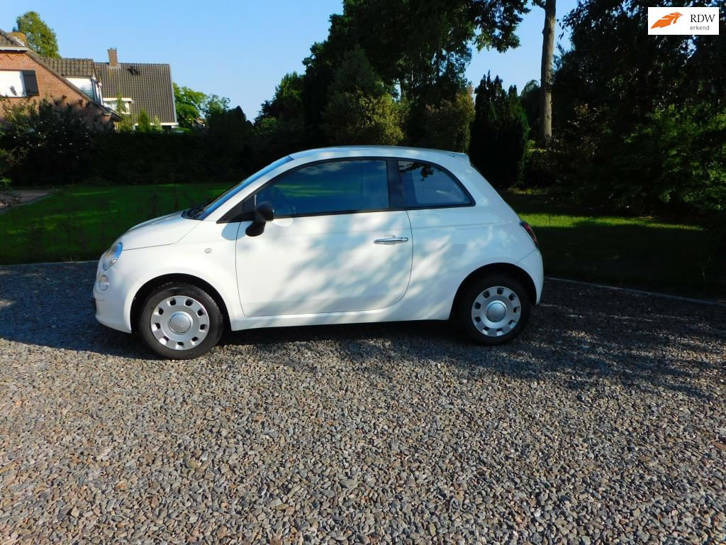 Fiat 500 occasion - Dave Mutsters Autoservice