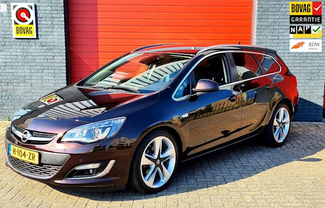 Opel ASTRA SPORTS TOURER 1.6 Turbo Exclusief
