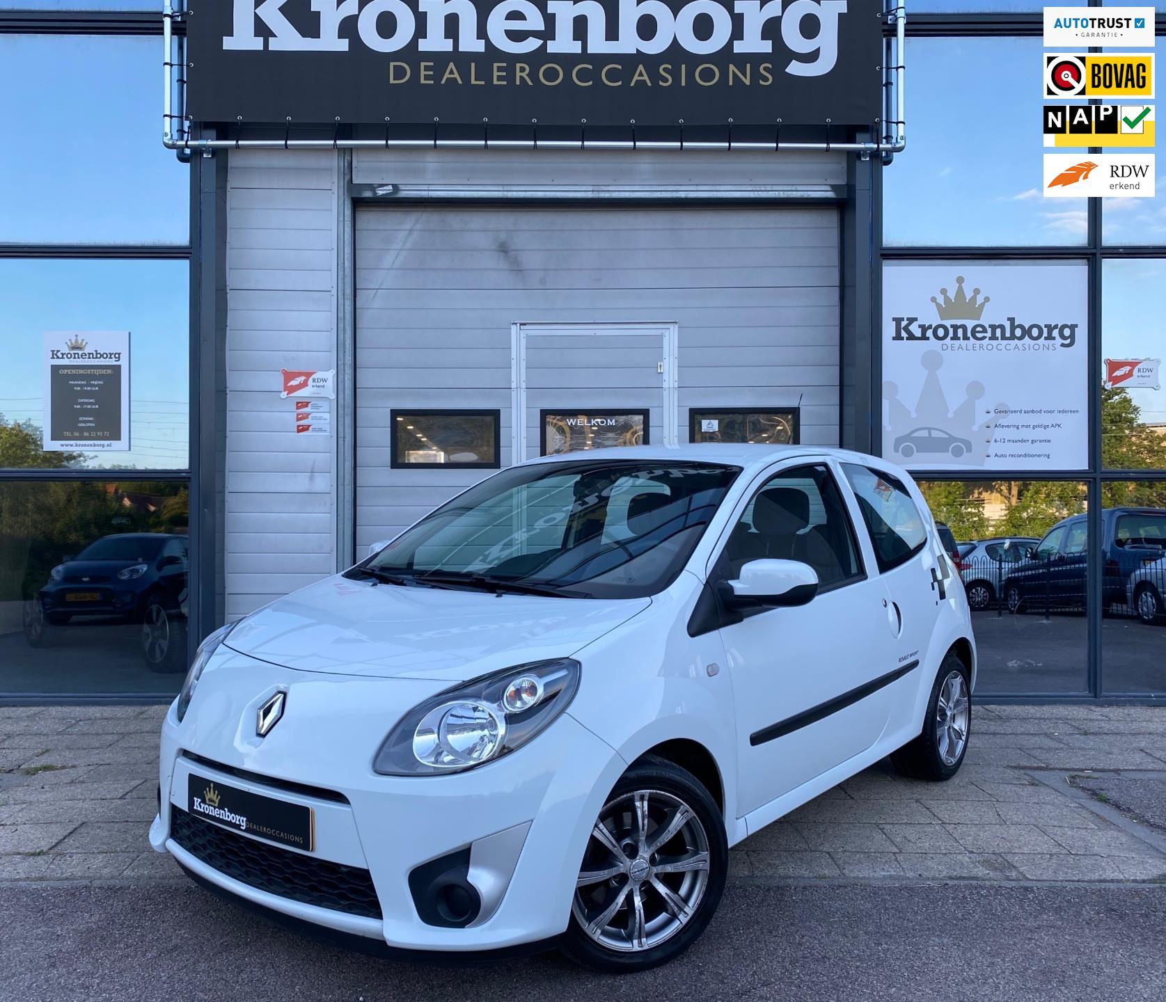 Renault Twingo occasion - Kronenborg
