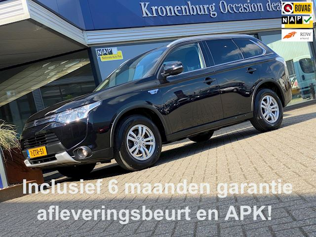 Mitsubishi Outlander 2.0 PHEV Business Edition X-Line (NAVI CLIMATE CRUISE CAMERA)