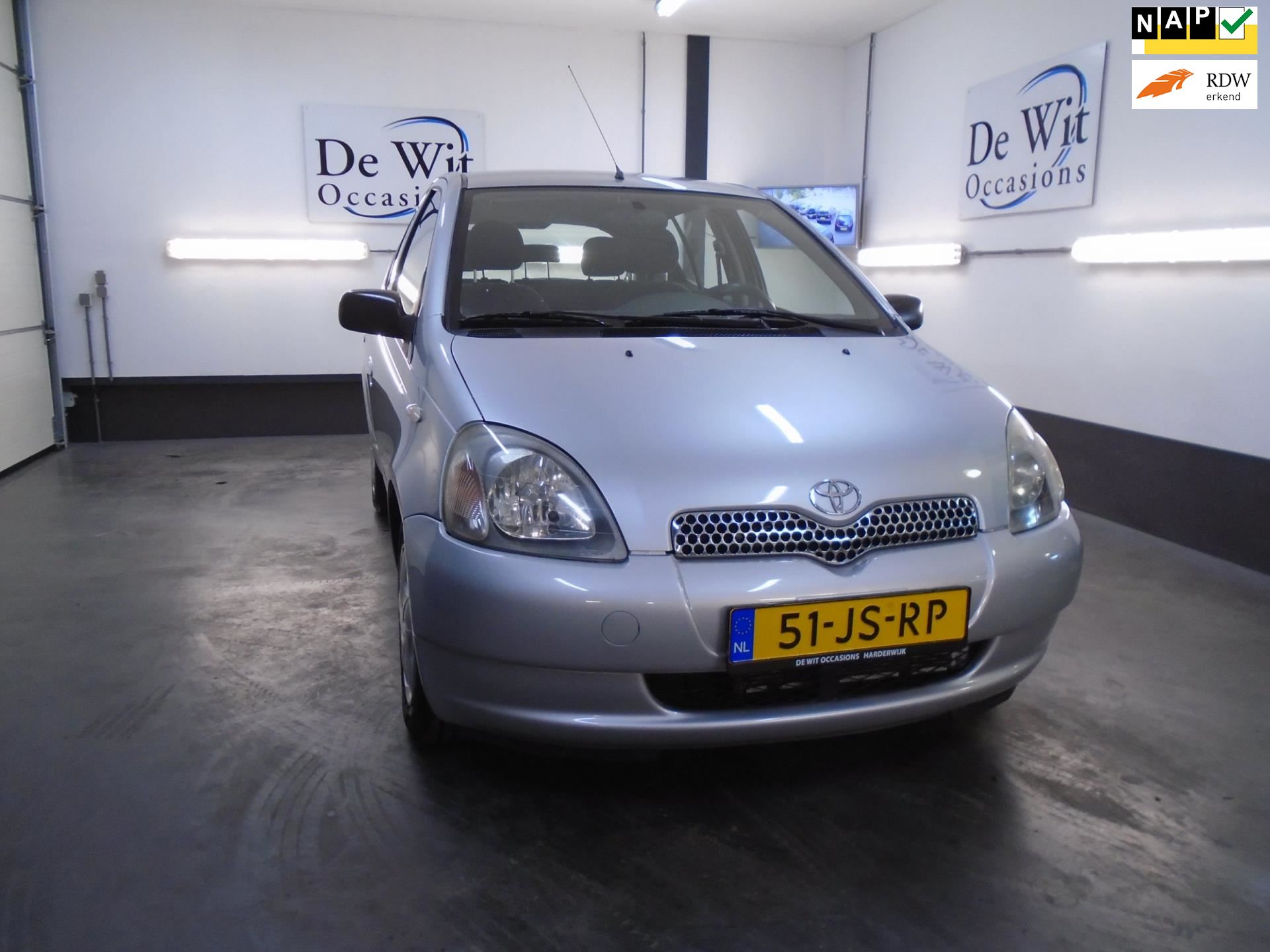 Toyota Yaris occasion - De Wit Occasions