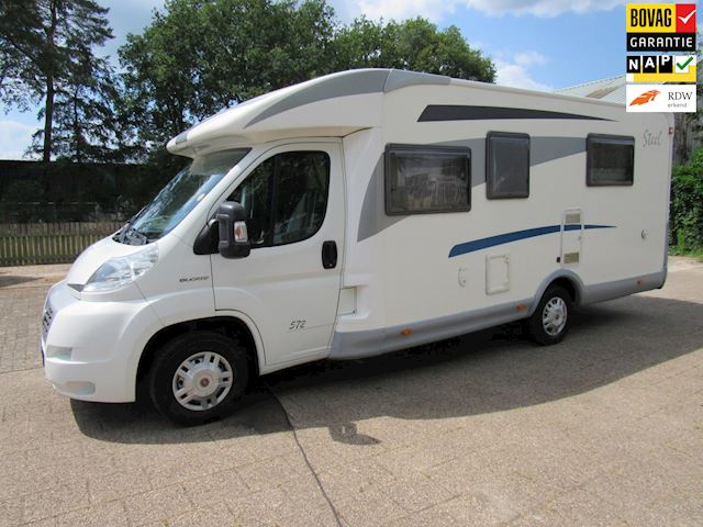 Fiat Mc Louis Semi-integraal Queensbed Airco bj 2010