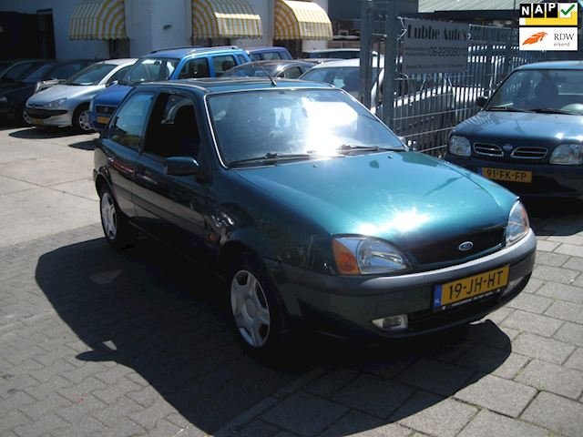 Ford Fiesta 1.3-8V Collection st bekr cv airco elek pak nap nw apk