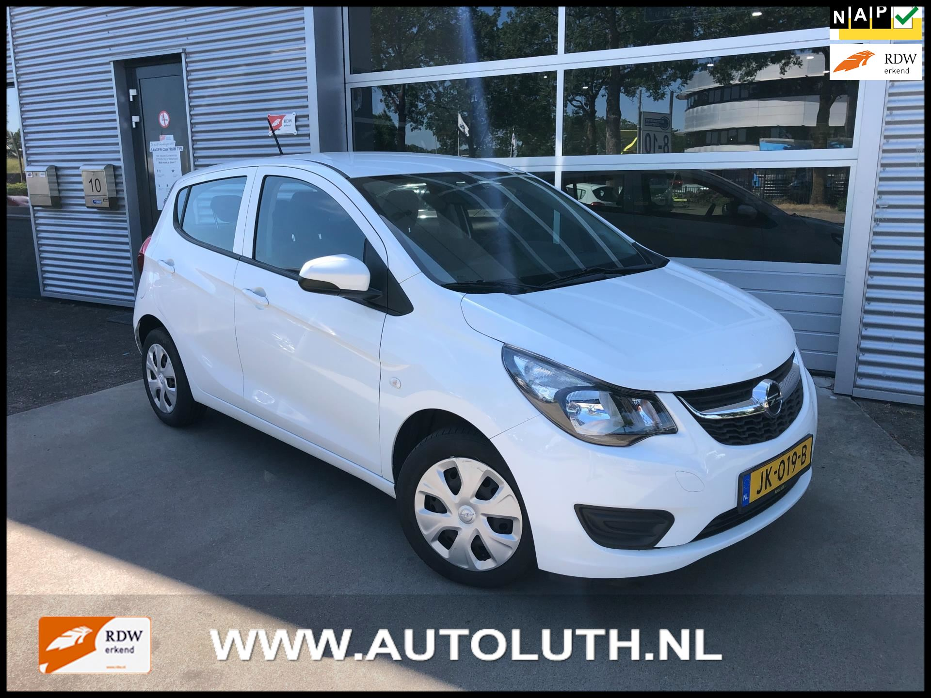 Opel KARL occasion - Luth BV