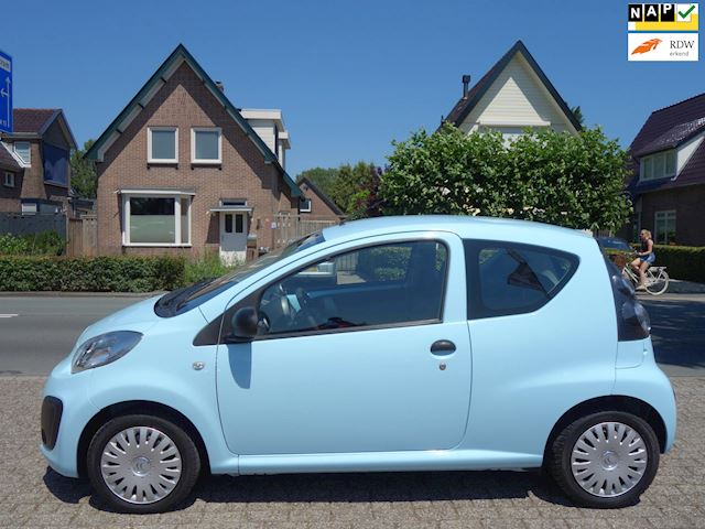 Citroen C1 1.0 Attraction Airco 1 e Eigenaar NAP.