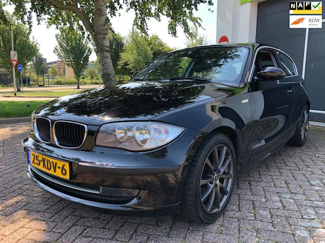 BMW 1-serie occasion - Westland Occasion