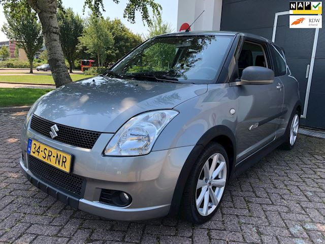 Suzuki Swift 1.5 Exclusive Keyless Go/Airco/Cruise-Control/Lmv 16