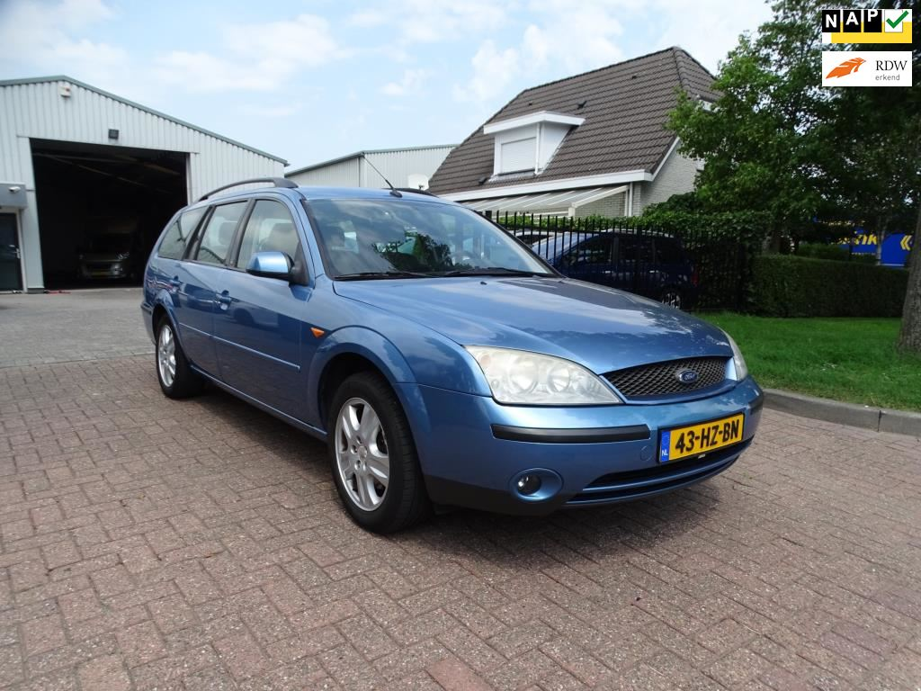 Ford Mondeo Wagon occasion - Calimero Cars