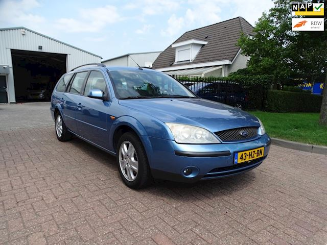 Ford Mondeo Wagon 1.8-16V Collection