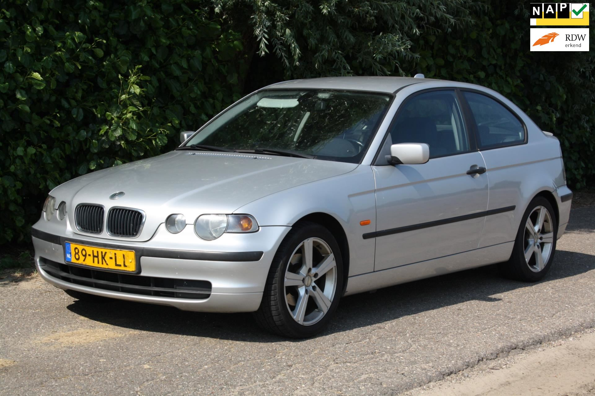 BMW 3-serie Compact occasion - Favoriet Occasions