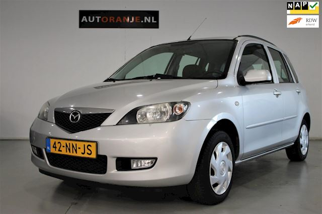 Mazda 2 1.4 Exclusive Airco, NAP, APK, Nette Staat!!